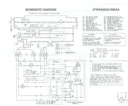 20 Popular Trane Wiring Diagrams Solutions Tone Tastic