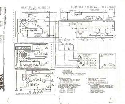 11 Cleaver Trane Xr80 Thermostat Wiring Diagram Images