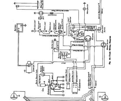 truck electrical wiring diagram ... 1945 Truck Wiring 15 New Truck Electrical Wiring Diagram Photos
