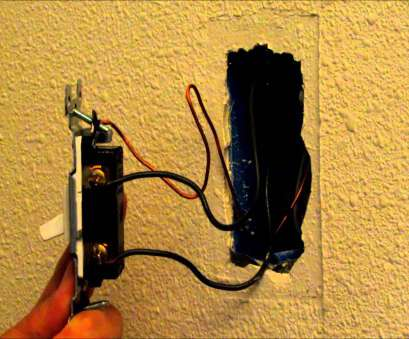 two black wires one red wire light switch Video:, to easily replace or change a light switch Two Black Wires, Red Wire Light Switch Professional Video:, To Easily Replace Or Change A Light Switch Ideas