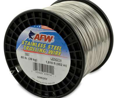twp stainless steel wire mesh Get Quotations · American Fishing Wire Stainless Steel Trolling Wire, 85-Pound Test/0.81mm Dia Twp Stainless Steel Wire Mesh Top Get Quotations · American Fishing Wire Stainless Steel Trolling Wire, 85-Pound Test/0.81Mm Dia Collections