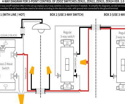 Typical Light Switch Wiring Top ... 4, Switch Wiring Diagram, Wiring Diagram 3, Switch With Dimmer Free Download In Solutions