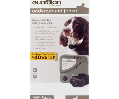 underground dog fence wire walmart Guardian by PetSafe In-Ground Fence System Underground, Fence Wire Walmart Best Guardian By PetSafe In-Ground Fence System Collections