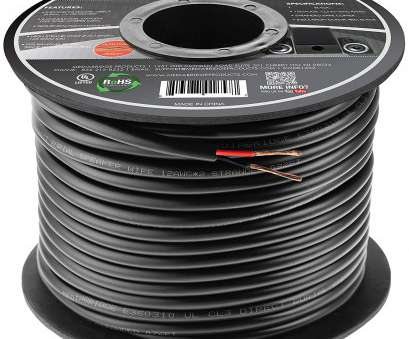 underground speaker wire 12 gauge Amazon.com: Mediabridge 12AWG 2-Conductor Direct Burial Speaker Wire (500 Feet, Red/Black), 99.9% Oxygen Free Copper ( SWDB-12X2-500 ): Electronics Underground Speaker Wire 12 Gauge Practical Amazon.Com: Mediabridge 12AWG 2-Conductor Direct Burial Speaker Wire (500 Feet, Red/Black), 99.9% Oxygen Free Copper ( SWDB-12X2-500 ): Electronics Images