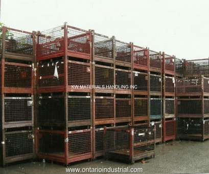 used industrial wire mesh baskets GM5131 Style Heavy-duty Wire Mesh Containers, Your source, pallet racking, shelving, industrial, safety supplies 10 Popular Used Industrial Wire Mesh Baskets Galleries