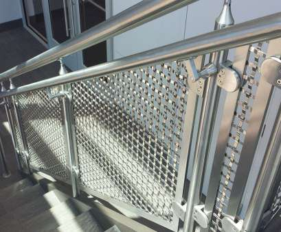 uses of stainless steel wire mesh The decorative mesh S-15 used as railing infill in this, Bank allows for Uses Of Stainless Steel Wire Mesh Creative The Decorative Mesh S-15 Used As Railing Infill In This, Bank Allows For Solutions