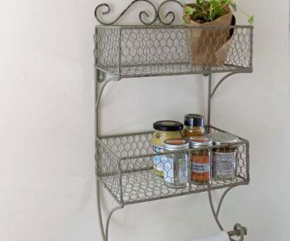 vintage wire shelving units bowley jackson vintage wire double basket wall mounted storage in dimensions, x 1000 Vintage Wire Shelving Units Most Bowley Jackson Vintage Wire Double Basket Wall Mounted Storage In Dimensions, X 1000 Images