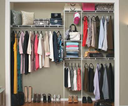 vinyl coated wire closet shelving ClosetMaid, ft. Closet Organizer, 1628, Products, Pinterest 15 Practical Vinyl Coated Wire Closet Shelving Ideas