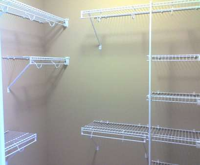 vinyl coated wire closet shelving A Fool's Guide to Wire Closet Shelves Explained Vinyl Coated Wire Closet Shelving Nice A Fool'S Guide To Wire Closet Shelves Explained Solutions