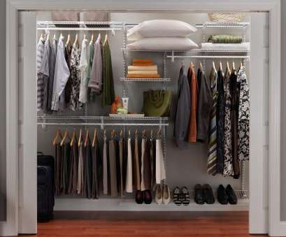 vinyl coated wire closet shelving Adjustable Wire Closet Organizer with Vinyl coated steel with 15 feet hanging space, 19 feet of shelf space also with 5 feet of space, shoes Vinyl Coated Wire Closet Shelving Nice Adjustable Wire Closet Organizer With Vinyl Coated Steel With 15 Feet Hanging Space, 19 Feet Of Shelf Space Also With 5 Feet Of Space, Shoes Collections