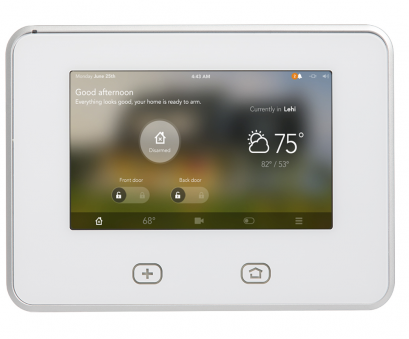 vivint smart thermostat wiring diagram Vivint's latest touchscreen control panel is at, heart of, all-new Vivint, home-control system. (Click to enlarge image.) Vivint Smart Thermostat Wiring Diagram Most Vivint'S Latest Touchscreen Control Panel Is At, Heart Of, All-New Vivint, Home-Control System. (Click To Enlarge Image.) Ideas