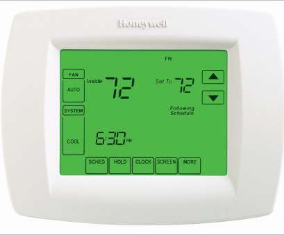 Vs5 Thermostat Wiring Diagram Brilliant DIY Installation, Honeywell