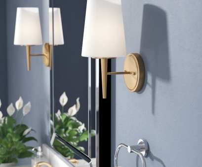 wall lights without wiring ... darby home moorcroft light wall sconce reviews sconces without wiring lights, art deco bathroom metal Wall Lights Without Wiring Fantastic ... Darby Home Moorcroft Light Wall Sconce Reviews Sconces Without Wiring Lights, Art Deco Bathroom Metal Collections