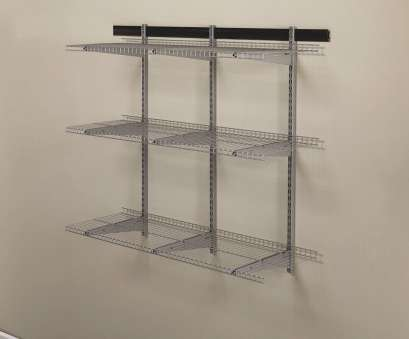 16 Perfect Wall Mounted Wire Shelving Canada Collections