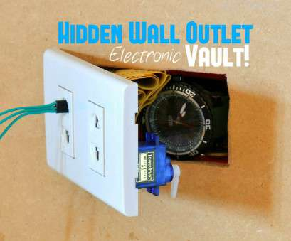 wall outlet safe diy Hidden Wall Outlet Safe (w/Arduino Lock): 9 Steps (with Pictures) Wall Outlet Safe Diy Creative Hidden Wall Outlet Safe (W/Arduino Lock): 9 Steps (With Pictures) Solutions