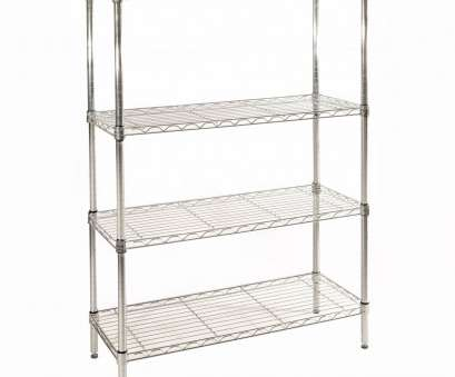 walmart.com wire shelving Seville Classics 4 Shelf Steel Wire Shelving System Walmart.Com Wire Shelving Simple Seville Classics 4 Shelf Steel Wire Shelving System Images