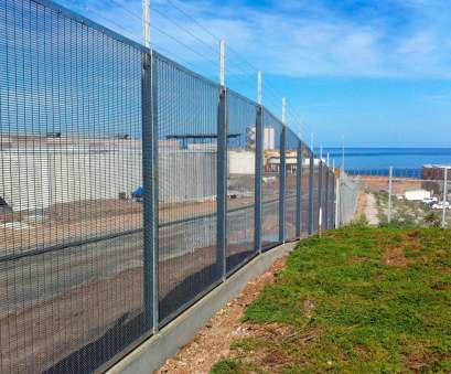 welded wire mesh fence installation HIGH SECURITY FENCING & PERIMETER PROJECTS. CONCERTINA RAZOR WIRE -, SECURITY MESH Welded Wire Mesh Fence Installation Nice HIGH SECURITY FENCING & PERIMETER PROJECTS. CONCERTINA RAZOR WIRE -, SECURITY MESH Ideas