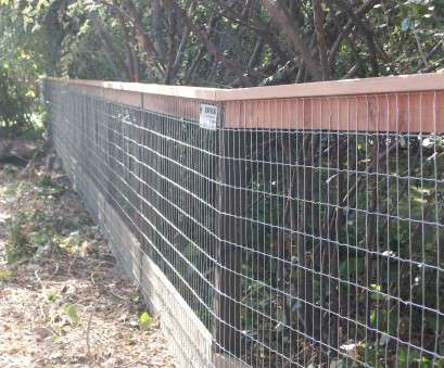 welded wire mesh panels sacramento Adding a, Cap to a wire fence make a great statement, your back yard by Arbor Fence, Inc Welded Wire Mesh Panels Sacramento New Adding A, Cap To A Wire Fence Make A Great Statement, Your Back Yard By Arbor Fence, Inc Galleries