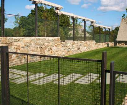 welded woven wire mesh The woven wire mesh fence satisfies code, looks beautiful Welded Woven Wire Mesh Top The Woven Wire Mesh Fence Satisfies Code, Looks Beautiful Pictures