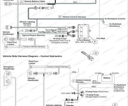Western Snow Plow Isolation Module Wiring Diagram Fisher Plow ... on ultra mount wiring diagram, plow wiring diagram, solenoid wiring diagram,