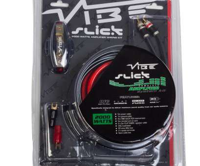 what gauge speaker wire for 2000 watts Vibe Slick 4 Gauge 2000w Amplifier Wiring Kit What Gauge Speaker Wire, 2000 Watts Cleaver Vibe Slick 4 Gauge 2000W Amplifier Wiring Kit Collections