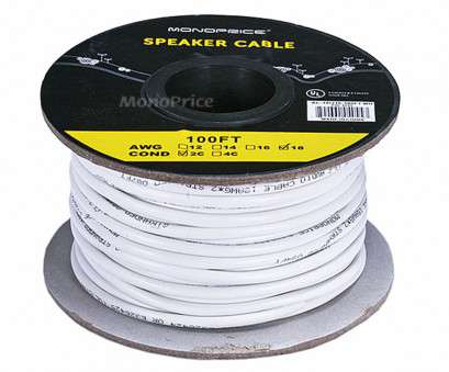 8 Most What Gauge Speaker Wire, 25 Foot Run Images