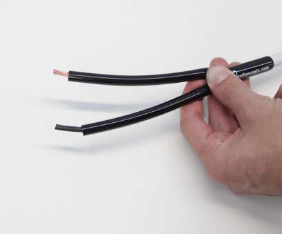 what gauge speaker wire for 25 foot run Making your, custom length speaker cables What Gauge Speaker Wire, 25 Foot Run Practical Making Your, Custom Length Speaker Cables Galleries