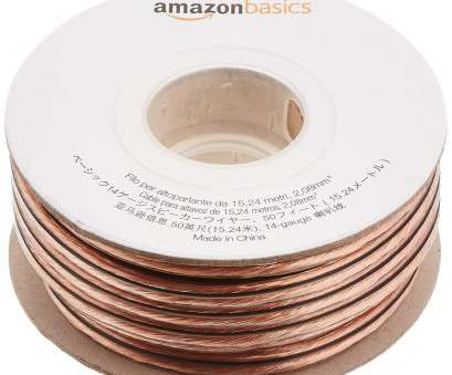 what gauge speaker wire for 30 foot run AmazonBasics 14-Gauge Speaker Wire, 50 Feet What Gauge Speaker Wire, 30 Foot Run Nice AmazonBasics 14-Gauge Speaker Wire, 50 Feet Pictures