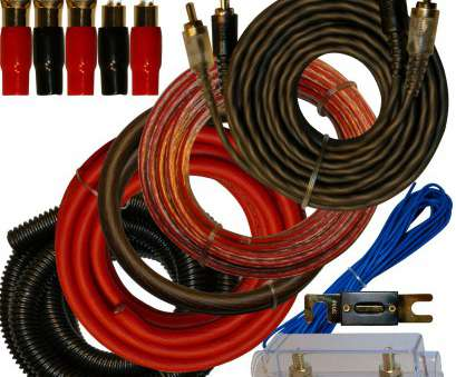 what gauge speaker wire for 700 watt amp Get Quotations · 0 Gauge Amplfier Power, for, Install Wiring Complete, Ga Cables 5000W What Gauge Speaker Wire, 700 Watt Amp Creative Get Quotations · 0 Gauge Amplfier Power, For, Install Wiring Complete, Ga Cables 5000W Photos