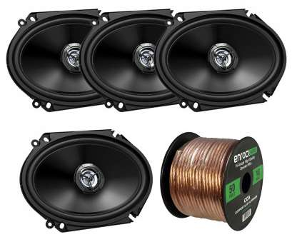what gauge speaker wire should i use for subwoofer 4, 6x8