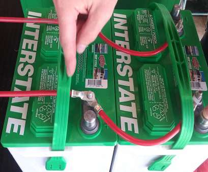 what gauge wire for 6 volt battery RV Battery Hookup, 12 volt vs, 6 volt batteries What Gauge Wire, 6 Volt Battery Creative RV Battery Hookup, 12 Volt Vs, 6 Volt Batteries Galleries
