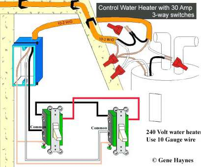 What Gauge Wire Do I Need, 220 Volts Practical How To Wire ...