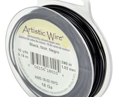 what is 18 gauge floral wire used for Artistic Wire 18-Gauge Black Wire, 10-Yards What Is 18 Gauge Floral Wire Used For Most Artistic Wire 18-Gauge Black Wire, 10-Yards Collections