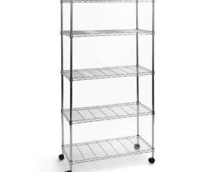 wheels for wire shelving units 30 Inch X 14 Inch Steel Wire Shelving Units With 5 Shelf, Wheels, Awesome Family Room Organization Decor Wheels, Wire Shelving Units Cleaver 30 Inch X 14 Inch Steel Wire Shelving Units With 5 Shelf, Wheels, Awesome Family Room Organization Decor Collections