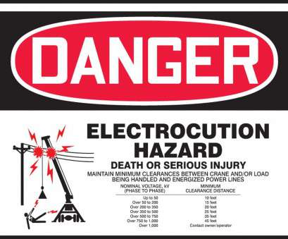 when is wire size in electrical hazard Power Line & Electrical Safety, Sims Crane Minute When Is Wire Size In Electrical Hazard Cleaver Power Line & Electrical Safety, Sims Crane Minute Solutions