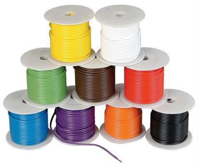 where to buy 18 gauge electrical wire Summit Electrical Wire 18-Gauge 100' Long, Ea 878100R, eBay Where To, 18 Gauge Electrical Wire Top Summit Electrical Wire 18-Gauge 100' Long, Ea 878100R, EBay Images