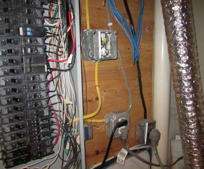 which electrical wire is live Exposed live electrical wires, HI-TECH HOME INSPECTIONS INC Which Electrical Wire Is Live Simple Exposed Live Electrical Wires, HI-TECH HOME INSPECTIONS INC Collections