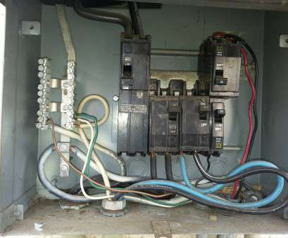 which electrical wire is neutral electrical, Service, with no neutral,, Home Improvement Which Electrical Wire Is Neutral Practical Electrical, Service, With No Neutral,, Home Improvement Ideas