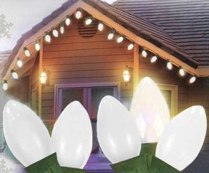 white c9 christmas lights with white wire Set of 25 Opaque Clear White C9 Christmas Lights, Green Wire, 32585694 White C9 Christmas Lights With White Wire Professional Set Of 25 Opaque Clear White C9 Christmas Lights, Green Wire, 32585694 Images