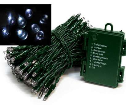 white led christmas lights green wire Set of 1152 Battery Operated Multi-Function Cool White, Wide Angle Christmas Lights, Green Wire, 31488597 White, Christmas Lights Green Wire Best Set Of 1152 Battery Operated Multi-Function Cool White, Wide Angle Christmas Lights, Green Wire, 31488597 Photos
