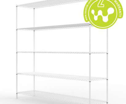white plastic coated wire shelving 663-517 White Powder Coated Wire Shelving, x 1825 White Plastic Coated Wire Shelving Creative 663-517 White Powder Coated Wire Shelving, X 1825 Solutions