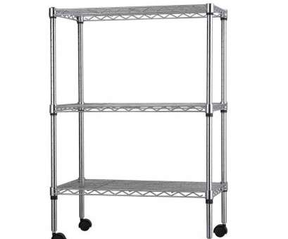 white plastic coated wire shelving Shop 3 Tier Wire Shelving Adjustable Steel Organizer Commercial Shelf Rack, Free Shipping Today, Overstock.com, 19113937 White Plastic Coated Wire Shelving Nice Shop 3 Tier Wire Shelving Adjustable Steel Organizer Commercial Shelf Rack, Free Shipping Today, Overstock.Com, 19113937 Pictures