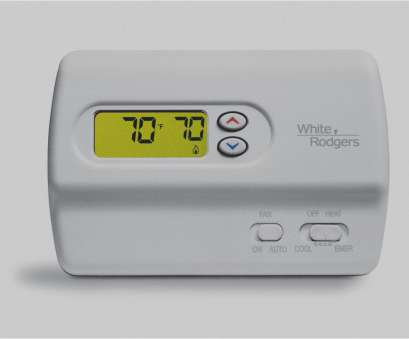 white rodgers thermostat wiring diagram 1f80-261 21, White Rodgers thermostat Wiring Diagram Professional White Rodgers Thermostat Wiring Diagram 1F80-261 New 21, White Rodgers Thermostat Wiring Diagram Professional Images