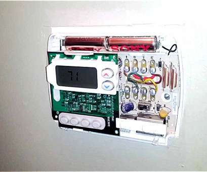 white rodgers thermostat wiring diagram 1f80-261 How To Install A Thermostat White Rodgers YouTube Inside Wiring 17 Popular White Rodgers Thermostat Wiring Diagram 1F80-261 Pictures