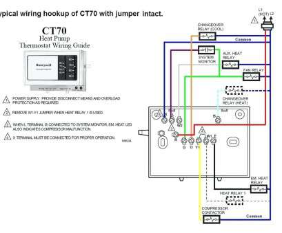 White Rodgers Thermostat Wiring Diagram Professional White Rodgers Thermostat Wiring Diagram 1F80, With Color Typical Simple Wire H Random 2 Diagrams Ideas