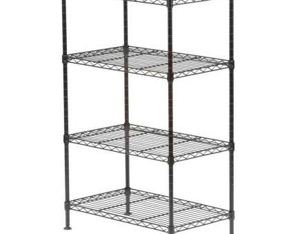 white vinyl wire shelving 32, H x 20, W x 12, D 4-Shelf Light Duty Wire Shelving 11 Creative White Vinyl Wire Shelving Images