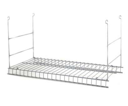 white vinyl wire shelving Shop ClosetMaid White Wire Add-On Hanging, at Lowes.com White Vinyl Wire Shelving Most Shop ClosetMaid White Wire Add-On Hanging, At Lowes.Com Photos
