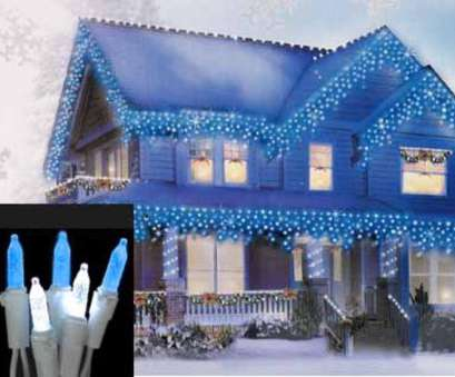 white wire blue christmas lights Set of 70 Blue, Pure White, M5 Icicle Christmas Lights, White Wire White Wire Blue Christmas Lights Perfect Set Of 70 Blue, Pure White, M5 Icicle Christmas Lights, White Wire Solutions