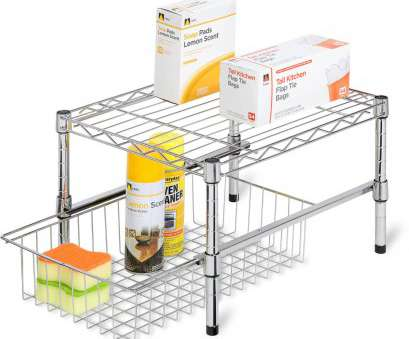 white wire cabinet shelves Honey, Do Adjustable Shelf with Under Cabinet Organizer, Chrome, Walmart.com White Wire Cabinet Shelves Best Honey, Do Adjustable Shelf With Under Cabinet Organizer, Chrome, Walmart.Com Ideas