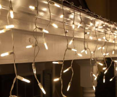 white wire icicle christmas lights Get Quotations · 70 Warm White, Icicle Lights 7.5' White Wire, Outdoor Christmas Lights, Holiday White Wire Icicle Christmas Lights Simple Get Quotations · 70 Warm White, Icicle Lights 7.5' White Wire, Outdoor Christmas Lights, Holiday Photos